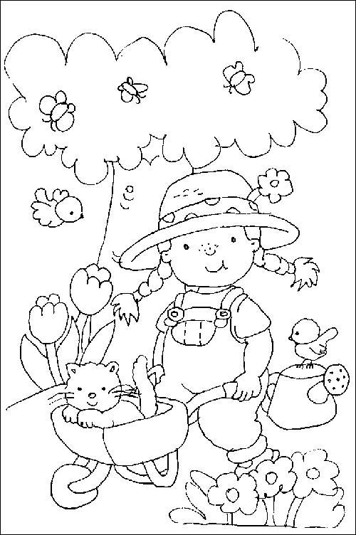6 7 anni 10 disegni per bambini da colorare for Cucinare per bambini 7 anni