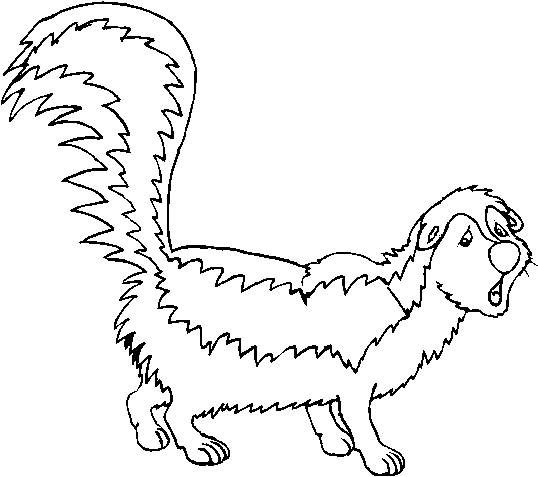 Animali foresta 26 disegni per bambini da colorare for Disegni da colorare animali della foresta