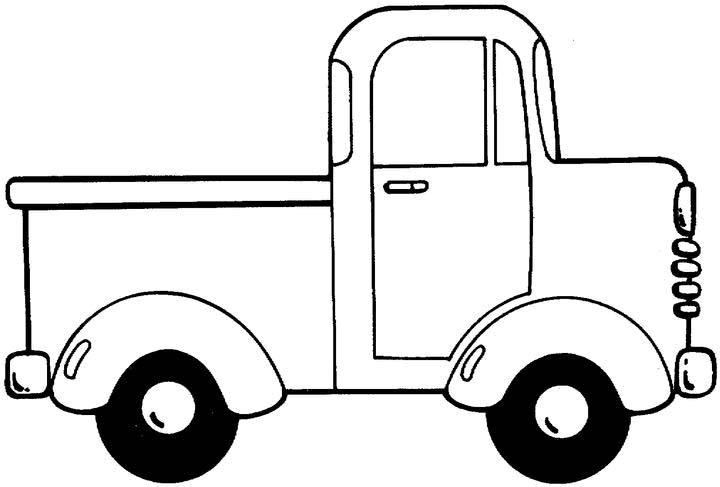 Camion 3 Disegni Per Bambini Da Colorare Three Kittens Coloring Page
