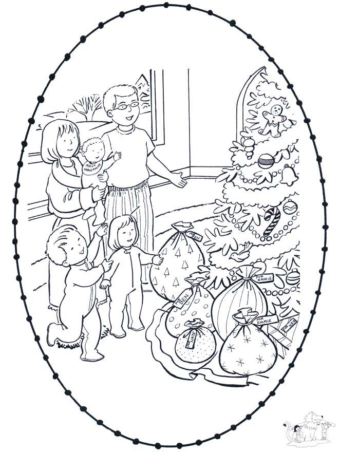 famiglia 8  disegni per bambini da colorare