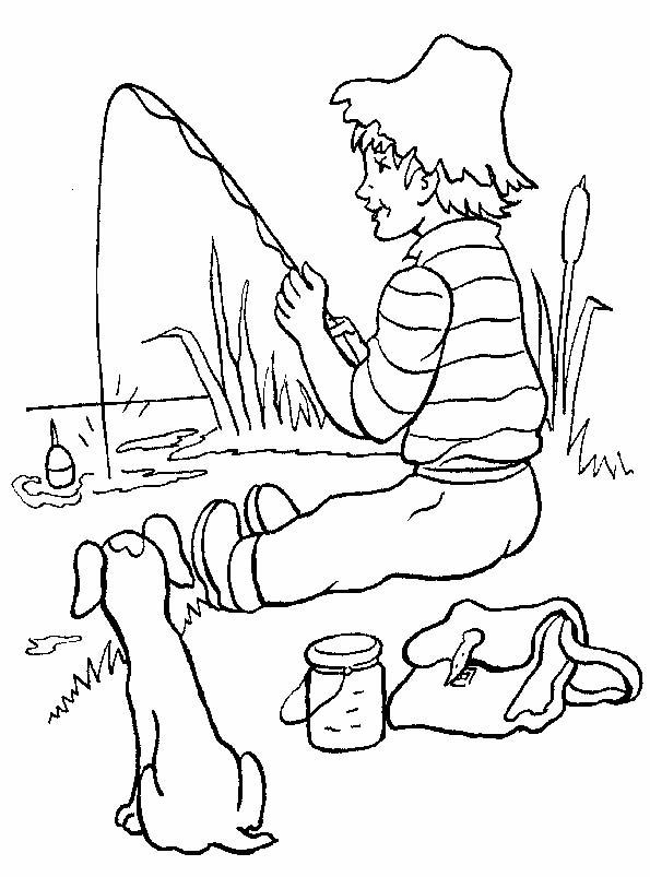 I mestieri 2 disegni per bambini da colorare - Disegni di coniglietti per bambini ...