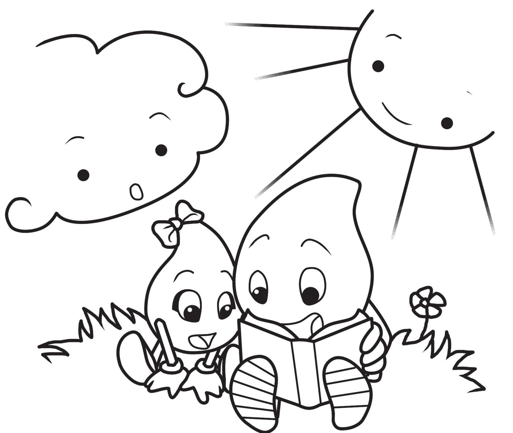 Libri 17 disegni per bambini da colorare - Libri da colorare gratuiti da stampare ...