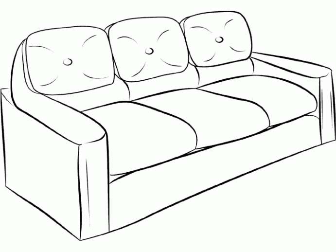 mobili disegni per bambini da colorare