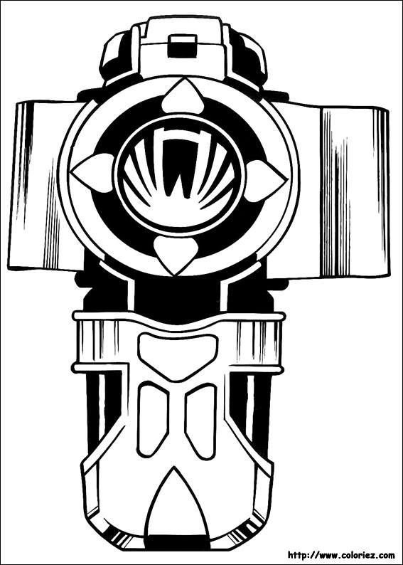 Power Rangers 4 Disegni Per Bambini Da Colorare